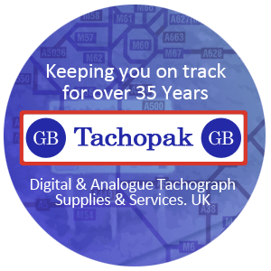 35 Years Service in Transport and Tachograph Staionery